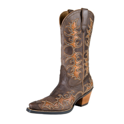Ladies Ariat Western Boots. Fatbaby, Legends, Daisy.